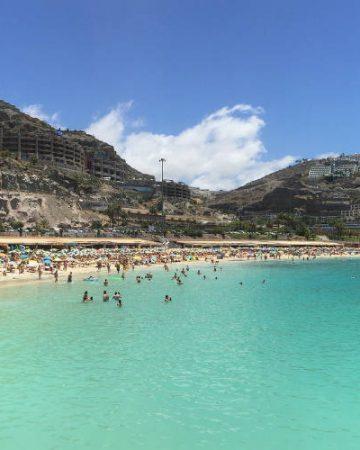 Aanbieding strand vakantie