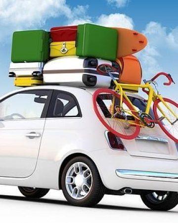 Aanbieding auto vakantie