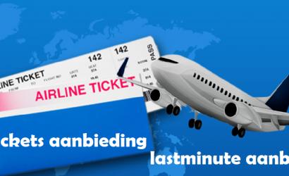 vliegtickets-aanbieding-lastminute